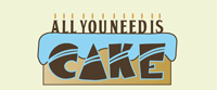 All You Need Is Cake Logo